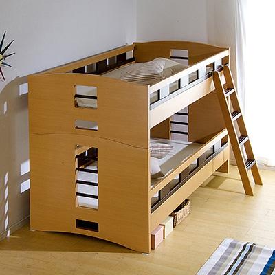 子ども用オススメ二段ベッド4.コンパクトなMinimal4(ミニマル4)