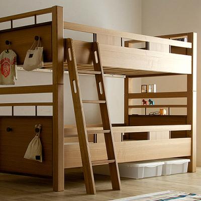 こだわりの二段ベッドが激安で手に入る!