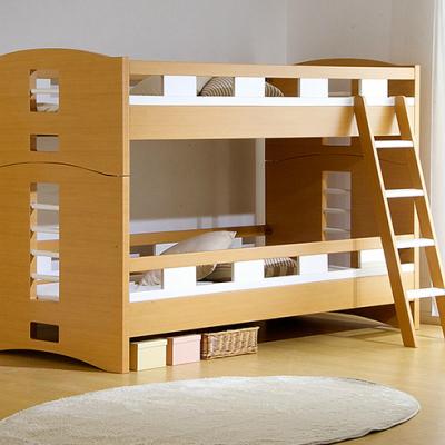 狭い部屋にもぴったり!コンパクトな二段ベッドの選び方