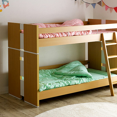 二段ベッドに最適な布団の選び方 | 家具通販わくわくランドWebMagazine