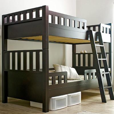 ずっと使える!分割できる二段ベッド