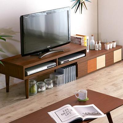 お部屋をおしゃれにする北欧テレビボード