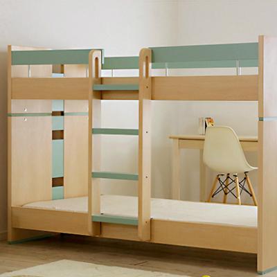 二段ベッドは何歳から使い始めればいい?