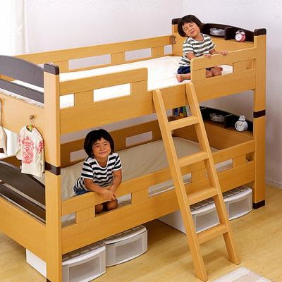 いつからでも使える二段ベッド
