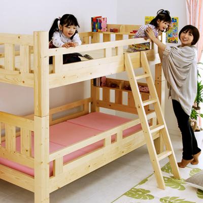 二段ベッドの転落を防ぐためのポイント