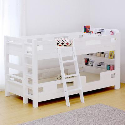 できるだけ高さを抑えたい!おすすめロータイプ二段ベッド5選 | 家具