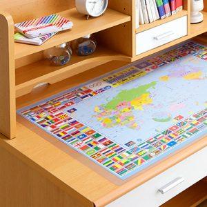 学習机におすすめなデスクマットを紹介