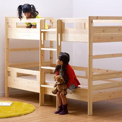 別々にできる2段ベッドのオススメを紹介