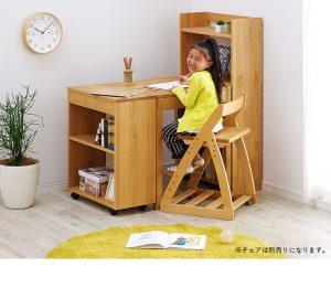 おすすめ!コンパクトサイズの学習机をご紹介