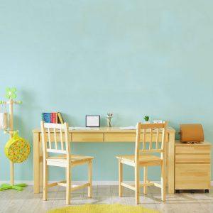 仲良く使える2人用の学習机おすすめ3選!
