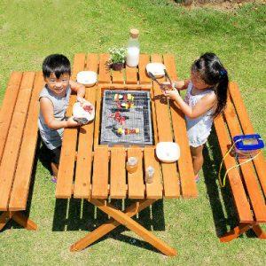 バーベキューに使えるおすすめのテーブルを紹介
