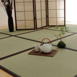 ユニット畳でカンタン!心癒されるい草の空間