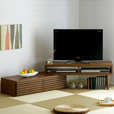 完成品 テレビボード CALF(カーフ)