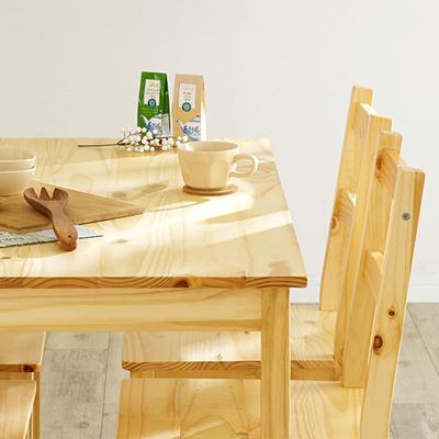 心地よさ◎木製のダイニングテーブル特集