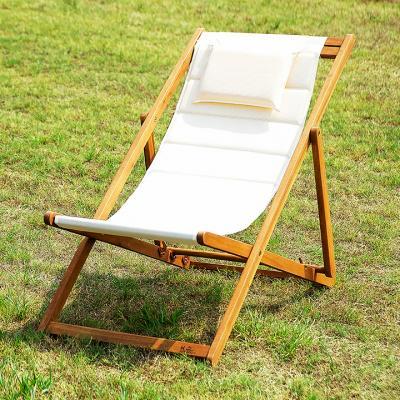 折りたたみチェア Folding deck chair(フォールディングデッキチェアー)