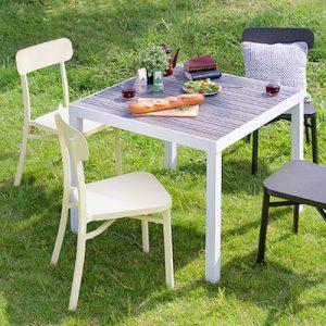 庭をおしゃれで快適にするガーデンチェア4つのおすすめ商品
