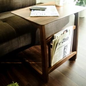 コンパクトで使い勝手の良いサイドテーブル3つと選び方をご紹介