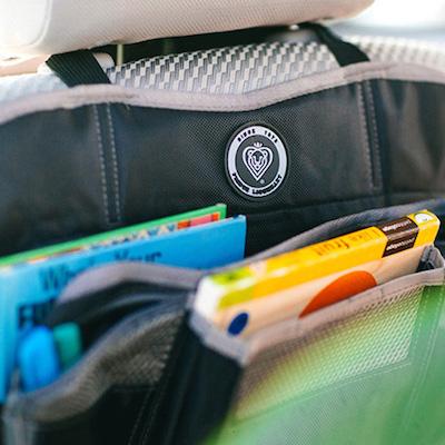 安心の正規輸入品 プリンスライオンハート Backseat ORGANIZER(バックシートオーガナイザー) 2色対応