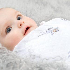 出産祝いに最適な「おくるみ」3つを徹底紹介