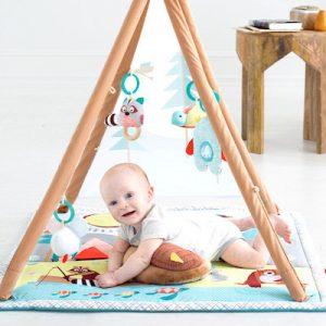 おすすめのベビージム4選!赤ちゃんが喜ぶキュートな商品を紹介