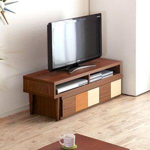 伸縮タイプのテレビボードおすすめ3選