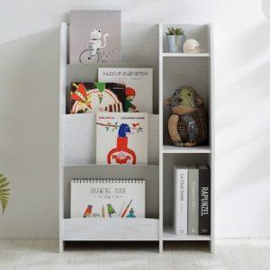 木製の絵本棚ならおしゃれなインテリアに!おすすめ3商品を紹介