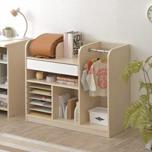 子供部屋の収納に便利なランドセルラック4商品の特徴・評判を紹介