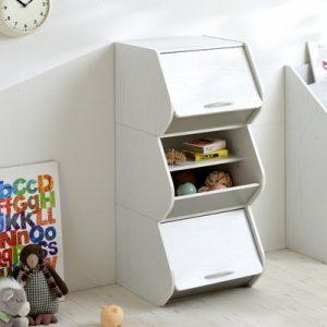 子供部屋のおもちゃ収納を自分で出来るようになる3つのコツ