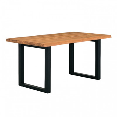 ダイニングテーブル 単品 ARES(アレス) 幅135cm オーク