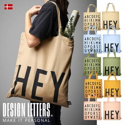 DESIGN LETTERS(デザインレターズ) フェイバリットトートバッグ カラー 42x44cm 2種6色対応
