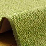 大人も子どもも欲しいカラフルない草のラグカーペット