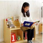 おしゃれな絵本ラックTOP5!子どもが本を読みたくなる本棚