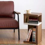 お部屋に合ったサイドテーブルの選び方3つのポイントは「形・素材・機能」
