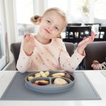 こぼしにくく割れにくい安全素材の赤ちゃん用食器厳選4商品