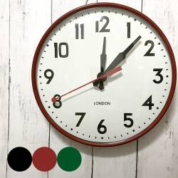 壁掛け時計 old school wall clock LONDON(ロンドン) AGCW3A041162